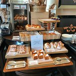 breakfast buffet - complimentary for Platinum members