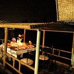 Romantic Shikara On-the-river dinner