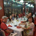 Family Bonding with Good Filipino Food