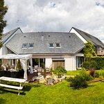 terrasse soleil Carnac Lodge