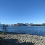 Lake Wanaka from the Hotel