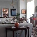 aristocratic living room