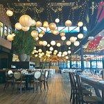 nouvelle décoration - restaurant Quai Ouest