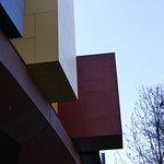 architecture moderne pour art premier