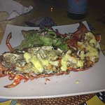 Grilled Lobster with Lemon Hollandaise