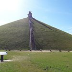 Lion's Mound, Panorama & Visitor's Center Foto