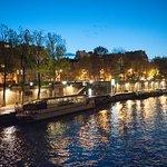 River Seine near Notre Dame