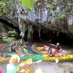 Foto de Phranang Full Moon Kayaking