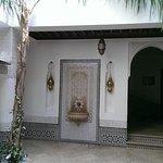 Atrium / Riad-Innenhof
