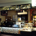 "the ""grab 'n go"" & register for the Buena Vista Cafe"