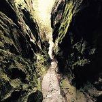 Amazing walks through gorge