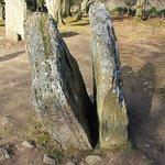 The split stone (OUTLANDER FANS !!)