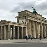 Current Brandenburg Gate