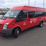 Bespoke Tour available for small group with our 16 seats minibus.
