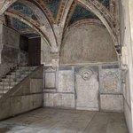 Water damaged but beautiful frescoes