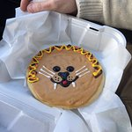 Look how big this cookie is for only $1.99