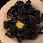 Mussels w/ Linguini