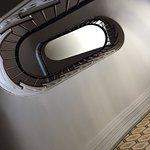 Davenport House staircase