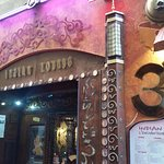 extérieur restaurant indien