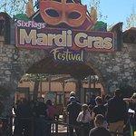 Photo de Six Flags Fiesta Texas