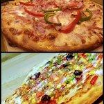 italian pizza handmade