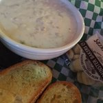 U Street - clam chowder