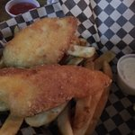 U Street - fish and chips