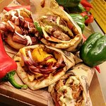 pita by boxit: enjoy famous pitas with various flavours