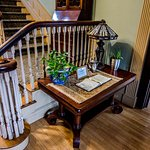 Welcome to the Hartness House Inn! Please sign our guest book