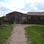 Original Sod House and Homestead