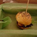 oyster burger