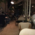 Trying this place out--was open a Friday evening--thank goodness--as so much is closed in Israel
