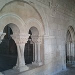 Romanesque entrance to the ancient chapter house