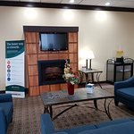 Φωτογραφία: Comfort Inn & Suites Syracuse Airport