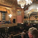 Attended a concert with music from Stravinsky, Mozart and Dvorak. Very inexpensive and purchased