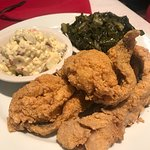 Kelsey's southern cuisine seen here in the photos was amazing! We were very pleased with our mea