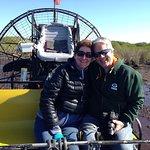 Foto de Speedy's Airboat Tours