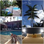 Victoria Park Hotel collage