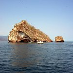 Los Arcos, two of the small islands