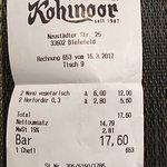 Kohinoor Foto
