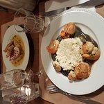Restaurant Bouche en Folie Foto