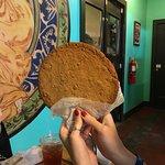 Huge cookie