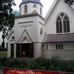 St. Paul's (pro-Cathedral) Church, in Mulgrave Street, Wellington.