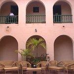 Heritage Building Courtyard