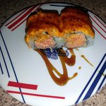 2 piece wild tiger roll