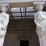 Copy of Greek columns