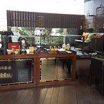 Bild från Lan Kwai Fong Hotel