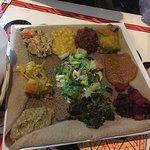 Veggie Platter (Vegan)