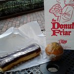 Donut Friar in The Village