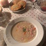 Bauernhof mit Restaurant Maso Alfarëi Foto